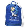 Мешок-рюкзак спортивный Green Hill Judo (синий) - фото 1
