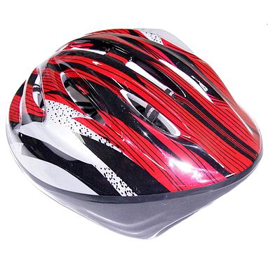 Велошлем SK-104 красный