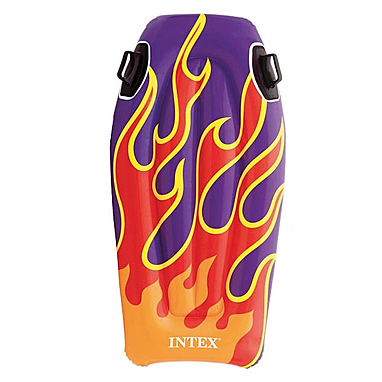 Плот надувной с ручками Intex 58165NP
