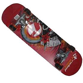 Скейтборд в сборе LY-24