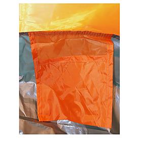 Фото 8 к товару Палатка трехместная Mountain Outdoor Skyroc (ZLT) 213х197х133 см оранжевый