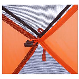 Фото 9 к товару Палатка трехместная Mountain Outdoor Skyroc (ZLT) 213х197х133 см оранжевый