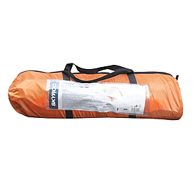 Фото 10 к товару Палатка трехместная Mountain Outdoor Skyroc (ZLT) 213х197х133 см оранжевый