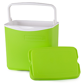 Фото 4 к товару Термобокс Campingaz Icetime 26 Cooler Lime Green