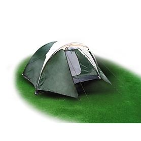 "Палатка четырехместная Mountain Outdoor (ZLT) ""Montana"" 210+100х240х130 см + подарок"