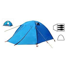 Фото 1 к товару Палатка трехместная Mountain Outdoor (ZLT) SY-A15 330х180х135 см