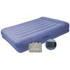 Кровать надувная двуспальная Intex 67748 (203х152х38 см) - фото 1