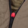 Мешок спальный (спальник) Coleman HAMPTON 220 GREEN SLEEP BAG - фото 4