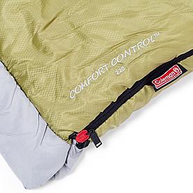 Фото 6 к товару Мешок спальный (спальник) Coleman COMFORT CONTROL 220 SLEEP BAG