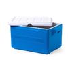 Термобокс Cooler 48 Can Stacker Blue - фото 3