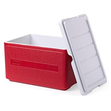 Термобокс Cooler 48 Can Stacker Red