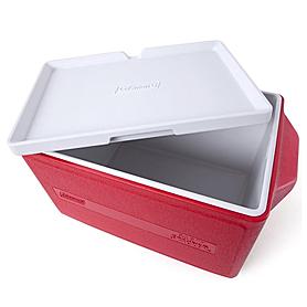 Фото 3 к товару Термобокс Cooler 48 Can Stacker Red
