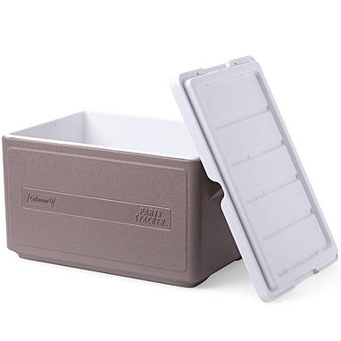 Термобокс Cooler 48 Can Stacker Gray