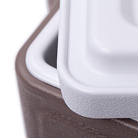Фото 6 к товару Термобокс Cooler 48 Can Stacker Gray