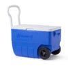 Термобокс Cooler 50QT WHLD Blue Low Pro - фото 3