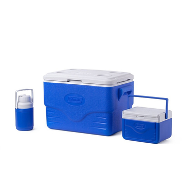Комплект термобоксов COOLER 36QT 00 BLUE GLBL