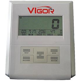Фото 2 к товару Орбитрек (эллиптический тренажер) магнитный Vigor AL615E
