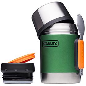 Фото 3 к товару Пищевой термос (с ложкой) Stanley 500 мл