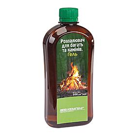 Жидкость для розжига 0,5 л Кемпинг