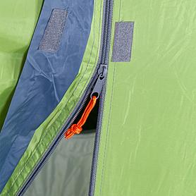 Фото 7 к товару Палатка четырехместная Together 4P Кемпинг