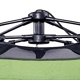Фото 4 к товару Палатка трехместная Transcend 3 Easy Click Кемпинг