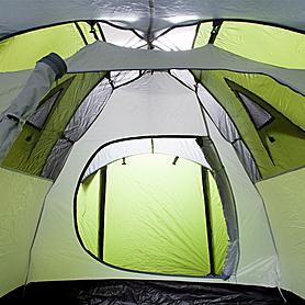 Фото 6 к товару Палатка трехместная Transcend 3 Easy Click Кемпинг