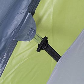 Фото 6 к товару Палатка трехместная Кемпинг Solid 3