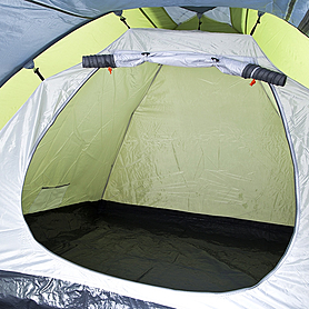 Фото 7 к товару Палатка трехместная Кемпинг Solid 3