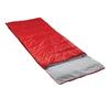 Мешок спальный (спальник) Кемпинг Rest с подушкой красный - фото 1