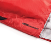 Мешок спальный (спальник) Кемпинг Rest с подушкой красный - фото 7