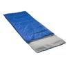 Мешок спальный (спальник) Кемпинг Rest с подушкой синий - фото 2
