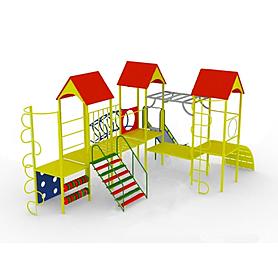 Комплекс игровой Kinderland Солнечный