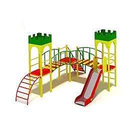 Фото 1 к товару Комплекс игровой Kinderland Малютка-6