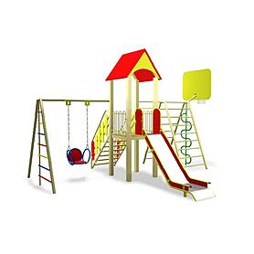 Комплекс игровой Kinderland Чудесный островок
