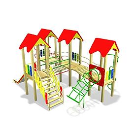 Комплекс игровой Kinderland Тетрис