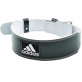 Пояс тяжелоатлетический кожаный Adidas S/M