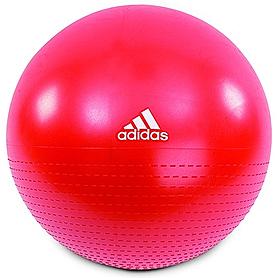 Мяч гимнастический (фитбол) 65 см Adidas красный
