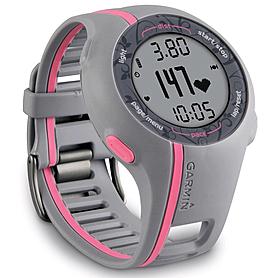 Фото 1 к товару Спортивные часы Garmin Forerunner 110 серые
