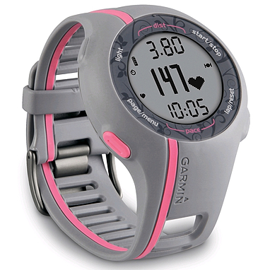 Спортивные часы Garmin Forerunner 110 серые
