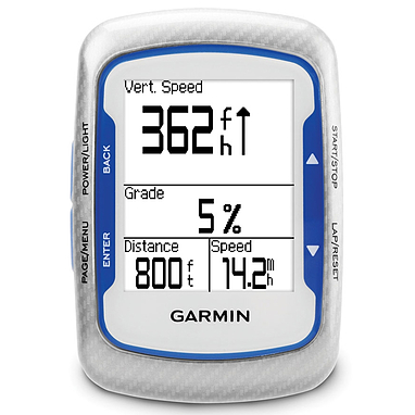 Спортивный GPS навигатор Garmin Edge 500 синий