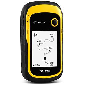 Фото 2 к товару Портативный GPS навигатор Garmin eTrex 10