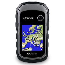 Портативный GPS навигатор Garmin eTrex 30 без карты НавЛюкс