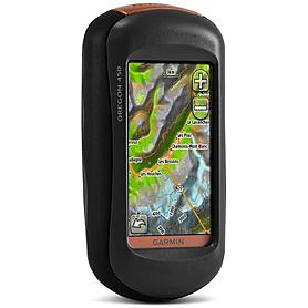Фото 2 к товару Портативный GPS навигатор Garmin Oregon 450 с картой НавЛюкс