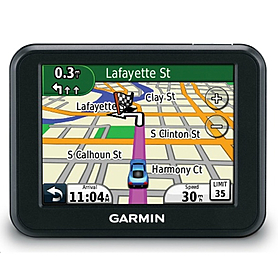 Автомобильный GPS навигатор Garmin Nuvi 30