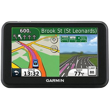 Автомобильный GPS навигатор Garmin Nuvi 40