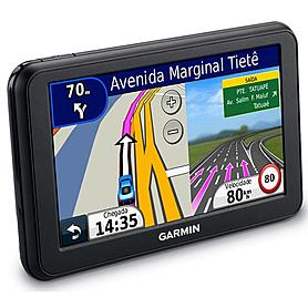 Фото 3 к товару Автомобильный GPS навигатор Garmin Nuvi 40