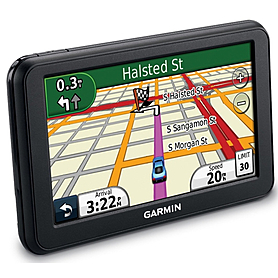 Фото 2 к товару Автомобильный GPS навигатор Garmin Nuvi 50