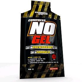 Спецпрепарат (предтренировочный комплекс) Nutrend Compress NO Gel (60 г)