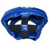 Шлем тренировочный Matsa PVC синий - фото 3