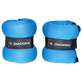 Фото 1 к товару Утяжелители для рук Diadora 2 шт по 0,5 кг